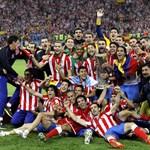 Királyi klub, csatárkirállyal: EL-győztes az Atlético Madrid