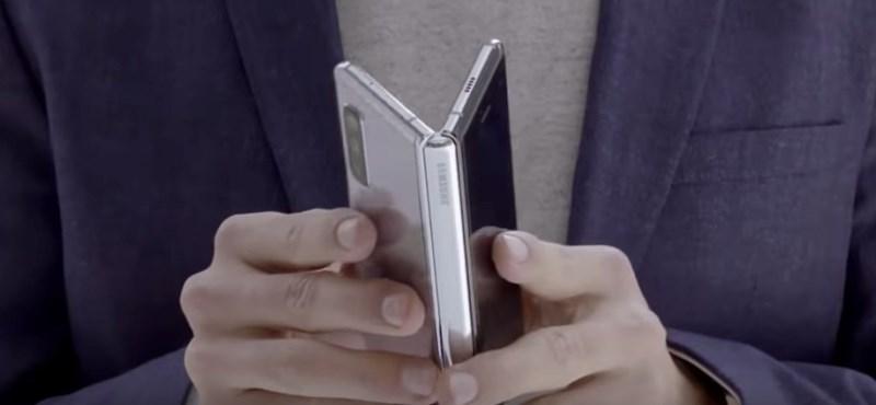Felkerült két terv az internetre, furcsa telefonokon dolgozik a Samsung
