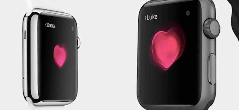 Újra életet mentett az Apple okosórája