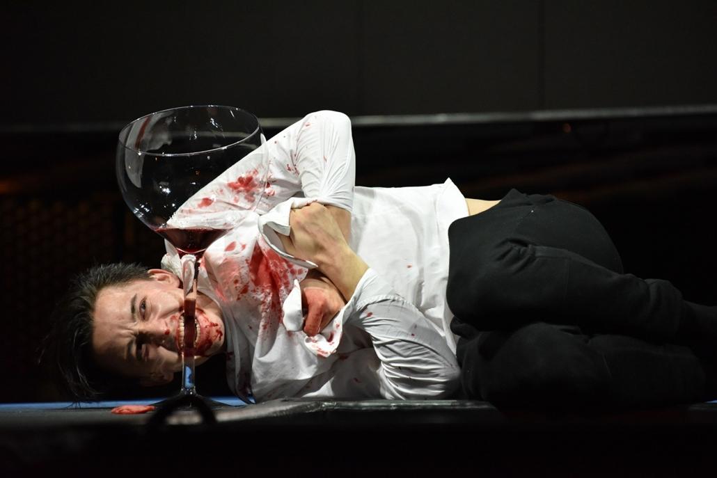 e_! - hvg év képei 2017 nagyítás - kka.17.09.28. - A Hamlet próbája a Vígszínházban szeptember 28-án.