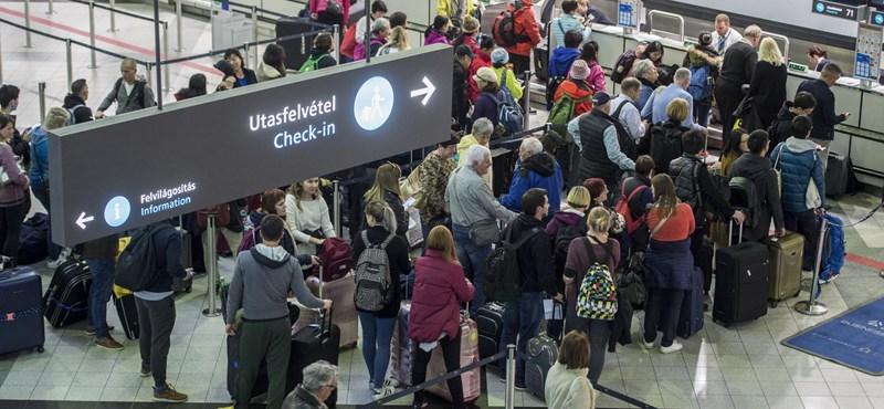 Kétszer nagyobbat nőtt a Budapest Airport forgalma, mint az európai repülőterek átlaga