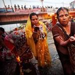 Több ezer milliárd forintnyi kincset találtak egy hindu templomban