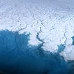 Aggasztónak tartja a gyors jégolvadást az OMSZ szakértője