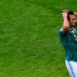 Bukták a nagy lét a német focisták