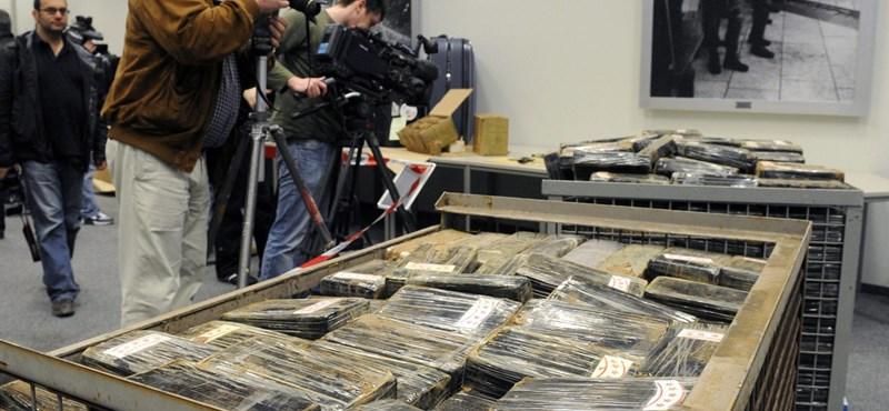 Magyar drogfutárt fogtak el Genovában