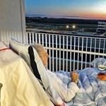Teljesítette ápolónője a haldokló férfi utolsó kívánságát