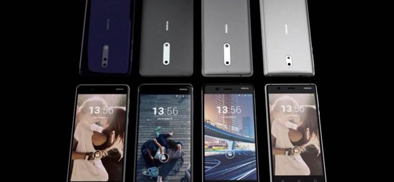 Kiszivárgott videó: ez lehet a Nokia idei legjobb telefonja