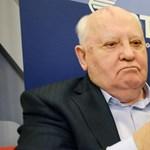 """""""Forró háborút"""" vizionál Gorbacsov"""