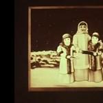 Karácsonyi képeslap Terry Gilliamtől