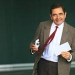 Visszatér a képernyőre Mr. Bean