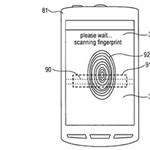 Ujjlenyomatos jelszó mobilokhoz