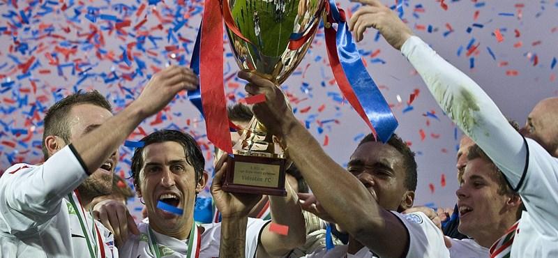 A Videoton nyerte a Ligakupát