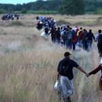 Az EU-belügyminiszterek megszavazták 120 ezer menekült szétosztását