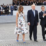 Macron kiszeretett Trumpból, vége az ígéretesen induló barátságnak?