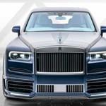Elképesztő lett a hatalmas Rolls-Royce szabadidőautó tuningolt változata