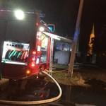 Tűz volt egy kispesti idősotthonban, három embert kórházba vittek