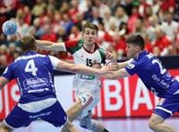Bravúr: veretlenül középdöntős a magyar férfi kézilabda-válogatott