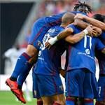 1-7-es összesítéssel esett ki a Debrecen az Európa Liga selejtezőjéből