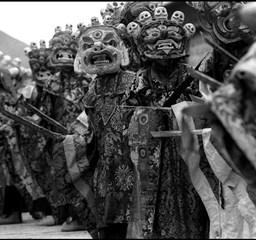 A HVG fotóriportere Tibetben - Nagyítás