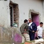 Putnok: a szomszédok nem hallották a lövöldözést - galéria