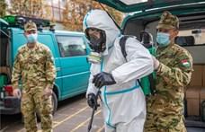 Koronavírus: 2316 új fertőzött, 47 halott Magyarországon