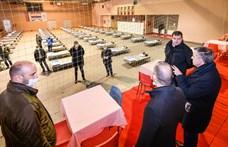 Szerbiában egy nap alatt 292-el nőtt a fertőzöttek száma