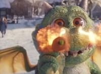 Budapesten forgatták a John Lewis sárkányos karácsonyi reklámját
