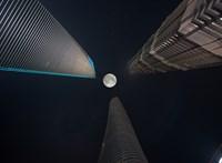 Kína 2020-ra fellőne egy mű-Holdat, ami bevilágítana egy egész várost