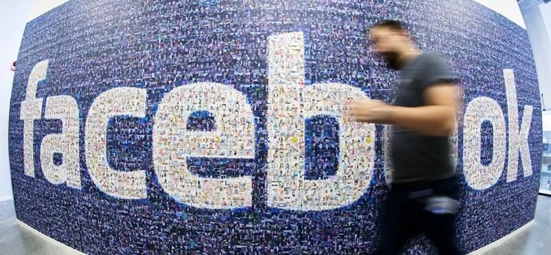 Valami nagy baj volt a Facebookon, amíg ön aludt
