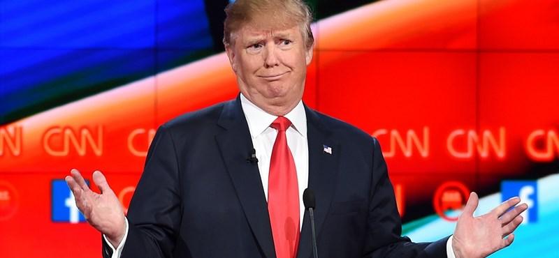 Lassan csak Ákos dalaival kampányolhat Trump