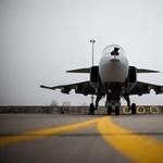 Riasztották a magyar Gripeneket egy sportrepülő miatt