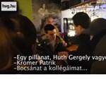 Diákok vs. Pesti Srácok: azért az ilyen akciókat még gyakorolni kell - videó
