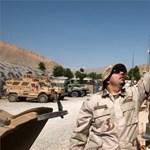 Javult az Afganisztánban megsérült katonák állapota