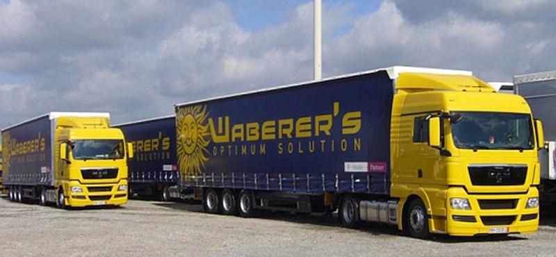 Több száz Volvót újít be a Waberer's