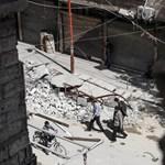 Két héttel a szíriai gáztámadás után vizsgálódhatnak az ellenőrök