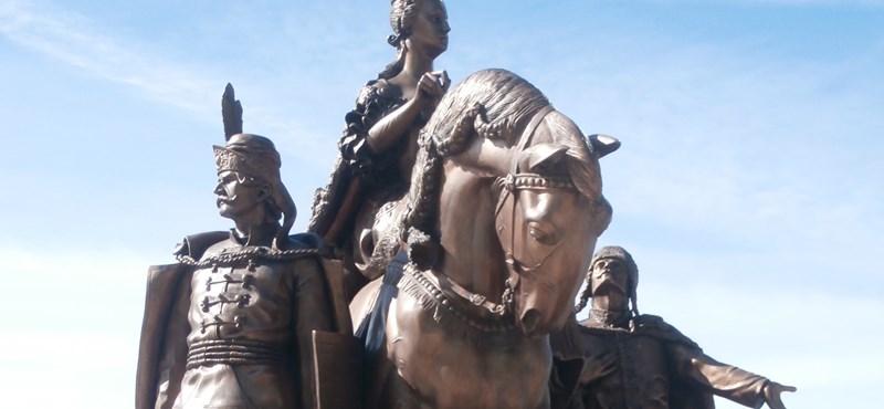 Félresikerült kezdeményezés - Mária Terézia emlékműve Pozsonyban