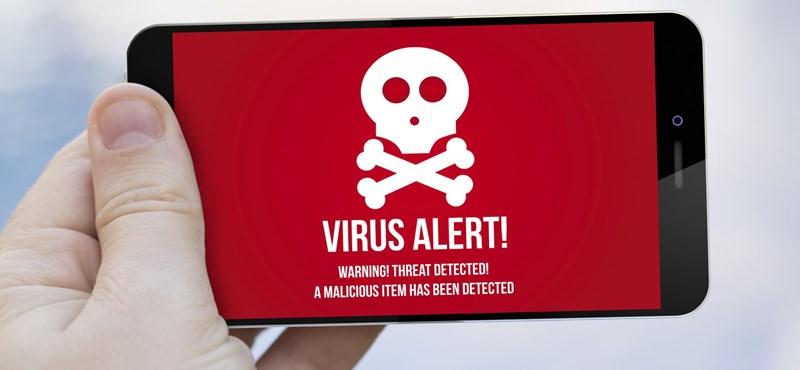Veszélyes androidos vírus terjed: látja, amit a telefonnal csinálunk, a jelszavakat is lopja