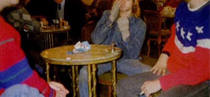 És az megvan, amikor a Nirvana hurkát evett a Nyugatinál?