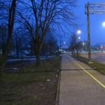 Egy nő sikítozására figyeltek fel hajnalban a győri rendőrök