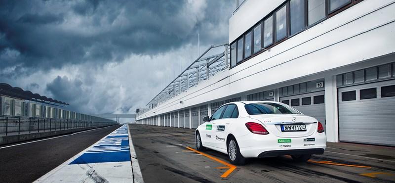 Magyar cégek nyithatják meg az utat az önjáró autók előtt