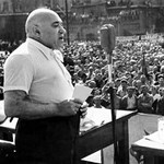 """Mementó 1950: """"Rákosi elvtárs öt éve ismét közöttünk"""""""