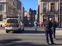 Túszokat ejtett egy férfi Le Havre-ban egy bankban