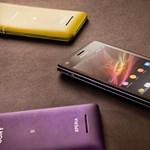 Sony Xperia M: nem drágán, 2 SIM kártyával is