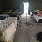 Éhségsztrájkba lépnek a békéscsabai tábor menedékkérői
