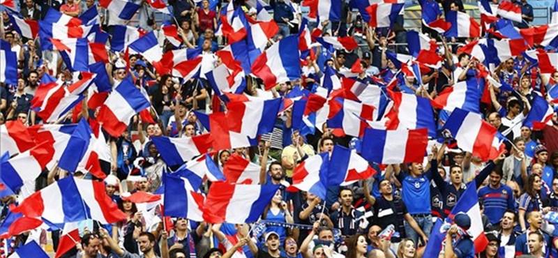 A magyar foci örülne annak, ami miatt a francia sír