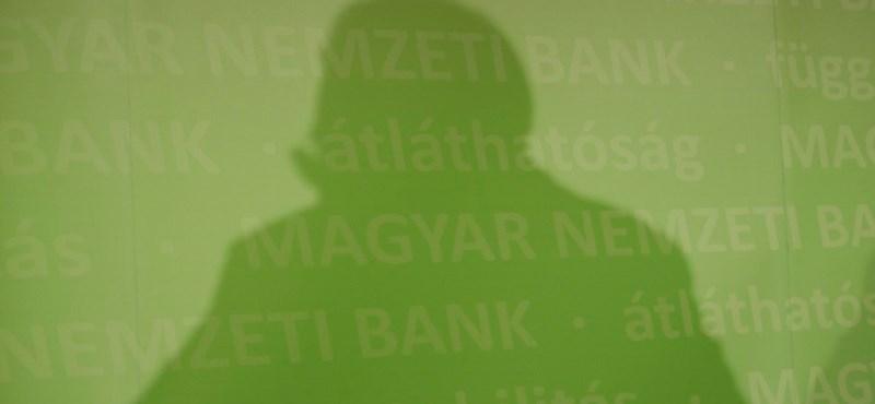 Másfél milliárd euróval nőtt az MNB devizatartaléka
