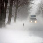 38 Volán-járat maradt ki hóátfúvás miatt Borsodban