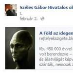 Mit tanult Széles Gábor az ufóktól?