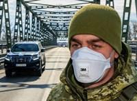 Többeket nem engedtek át az ukrán határon, mert orosz vakcinával voltak beoltva
