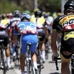 Felébresztették a kómából a nagyot bukott belga kerékpárost